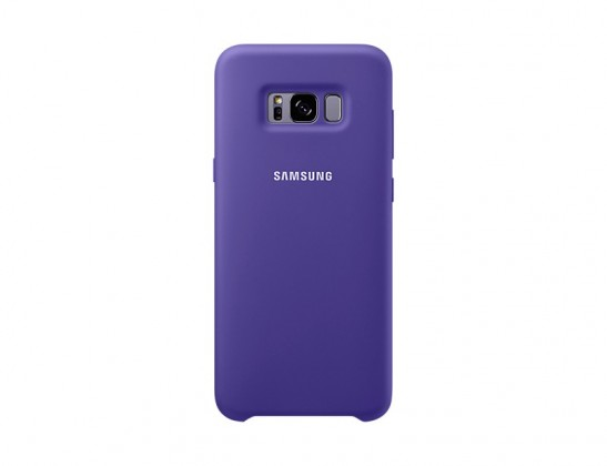 Samsung Silicone Cover pro S8+ (G955) Violet