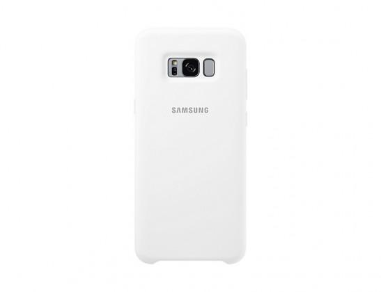 Samsung Silicone Cover pro S8+ (G955) White
