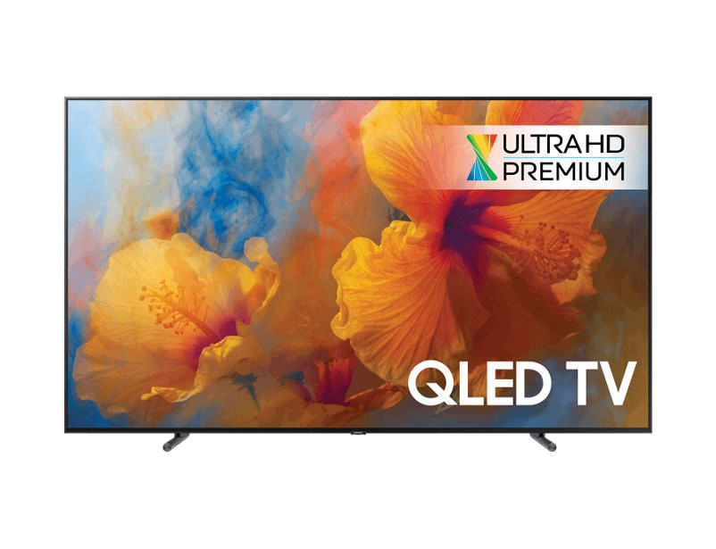 "Samsung televize Smart televize Samsung QE65Q9F (2017) / 65"" (163 cm)"