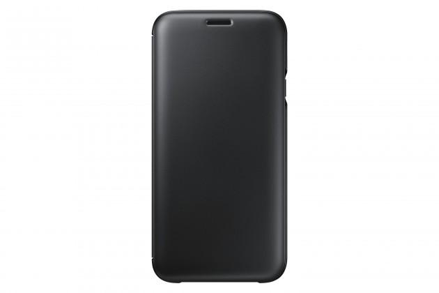 Samsung Wallet Cover J7 2017, black