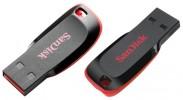 SanDisk Cruzer Blade 16GB černý