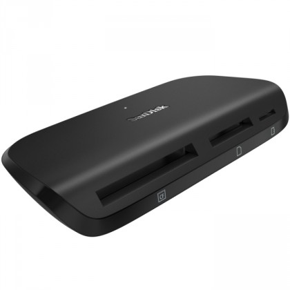 SanDisk čtečka USB 3.1 ImageMate Reader for SD, CF and mSD Cards