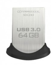 SanDisk Ultra Fit - 64GB SDCZ43-064G-GAM46