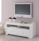 Santorini - TV stolek, typ 31 (bílá arctic)