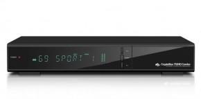 Satelitní přijímač AB Cryptobox ABCR752HD, 752HD DVB-T2/S2/C