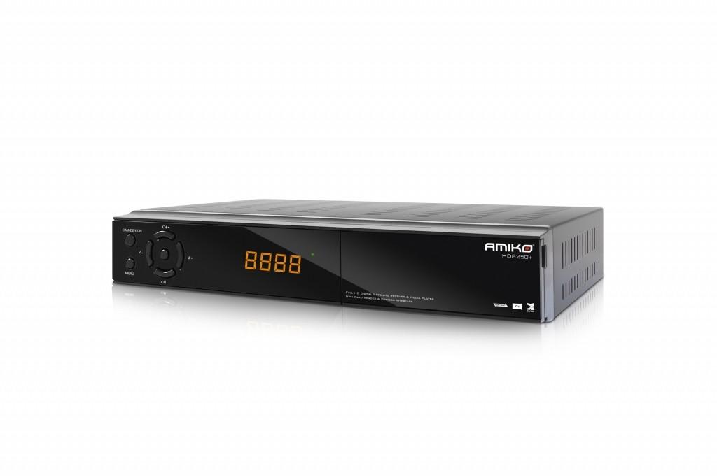 Satelitní příjímač Amiko HD 8250+ CICXE ROZBALENO