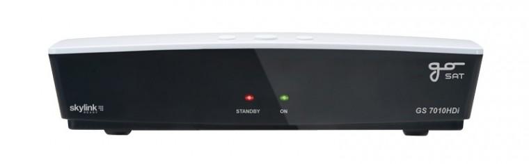 Satelitní příjímač GoSAT DVB-S2 HD přijímač GS 7010HDi