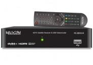 Satelitní přijímač Mascom MC280HD-IR
