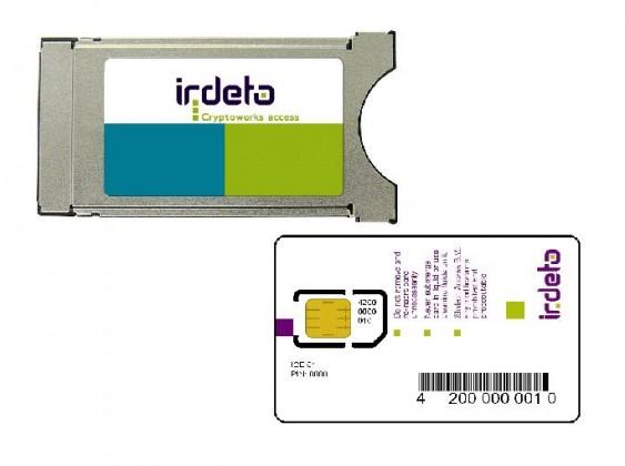 Satelitní příslušenství CAM modul + SKYLINK karta
