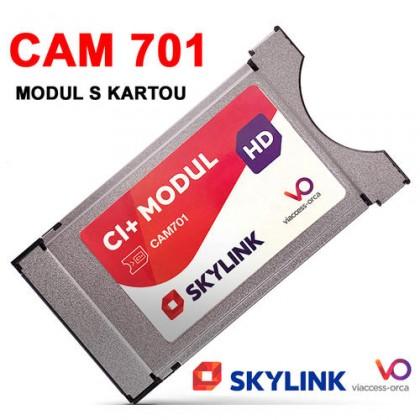 Satelitní příslušenství Dekódovací modul Viaccess CAM701