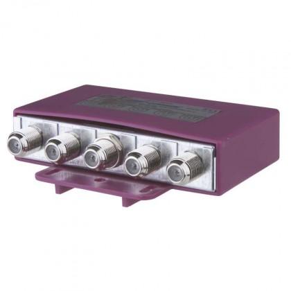 Satelitní příslušenství DISEQ přepínač pro 2 až 4 konvertory