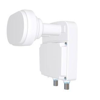 Satelitní příslušenství Konvertor INVERTO MONOBLOCK TWIN PRO 4.3° LNB IDLBTWNM20MNO438PP