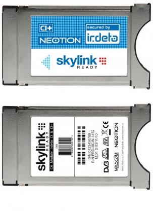 Satelitní příslušenství Skylink Neotion Irdeto CI+ ROZBALENO