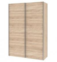 Šatní skříň UNO - 150 cm (dub bardolino)
