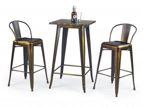 SB-8 - Barový stůl (měděná)