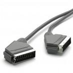 SCART/SCART kabel Vivanco 3m