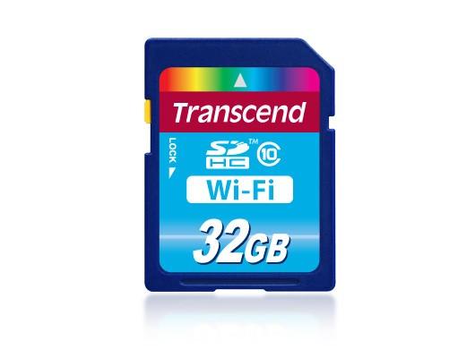 SDHC Transcend TS32GWSDHC10