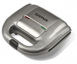 Sendvičovač G3Ferrari G1011506, 750W, stříbrný