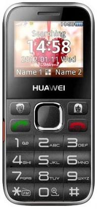 Senior telefon HUAWEI G5000 Black