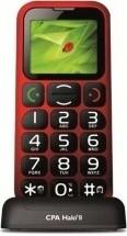 Senior telefon myPhone HALO 9 červený ROZBALENO
