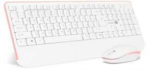 Set Connect IT CKM-7801-CS, klávesnice+myš, bezdrátový, CZ/SK