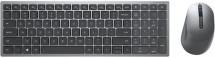 Set Dell KM7120W, klávesnice+myš, multi-device, CZ/SK, černá