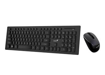Set klávesnice s myší Genius Set KB+M SlimStar 8006, CZ/SK 31340002403