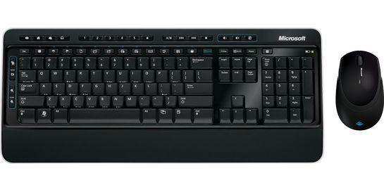 Set klávesnice s myší Microsoft Wireless Desktop 3000 USB BlueTrack