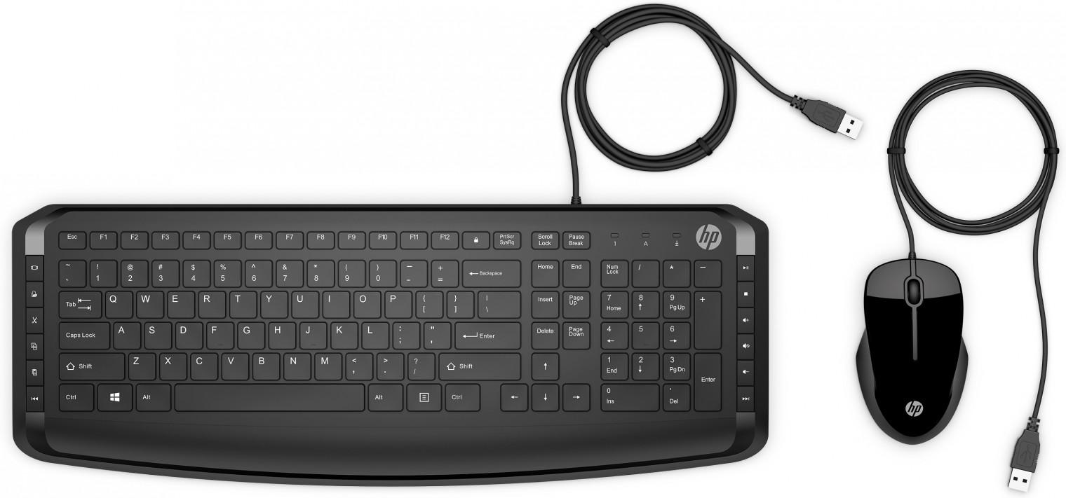 Set klávesnice s myší Set HP 250 (9DF28AA#BCM)