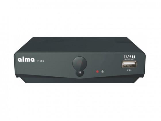 Set-top box Alma T1550