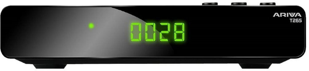 Set-top box FERGUSON DVB-T2 přijímač Ariva T265