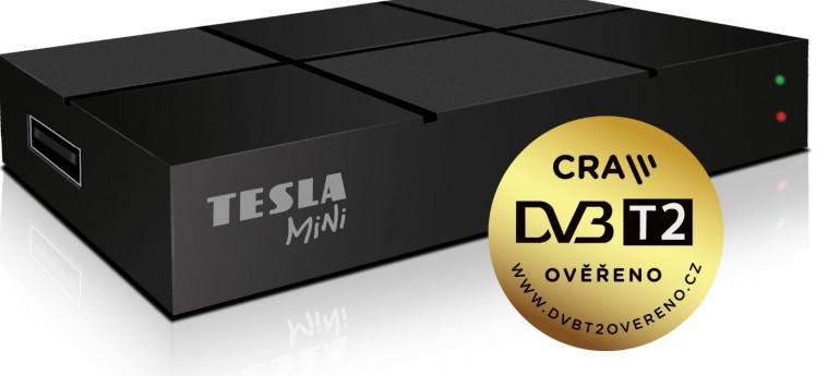 Set-top box Tesla TE-380 mini