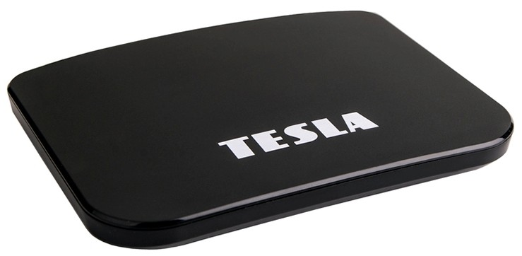 Set-top box TESLA TEH-500 PLUS, Hydridní DVB-T2 MediaBox Android KODI POUŽITÉ