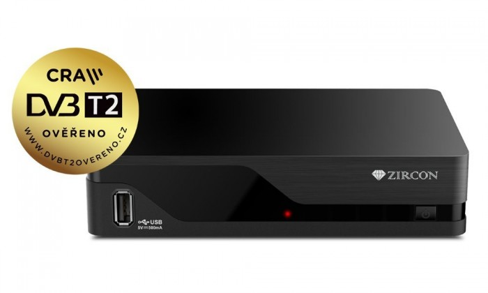 Set-top box Zircon AIR T2
