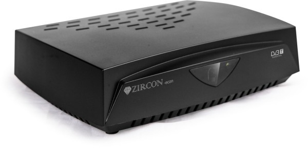 Set-top box Zircon T_econ