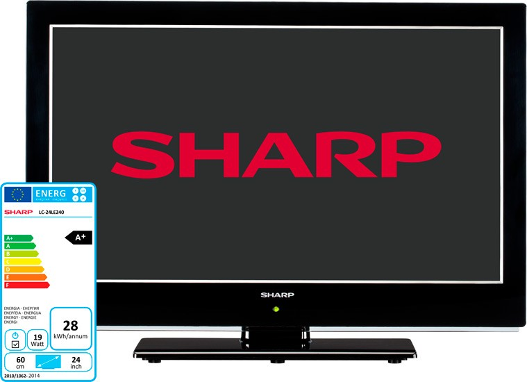 Sharp LC-24LE240EV