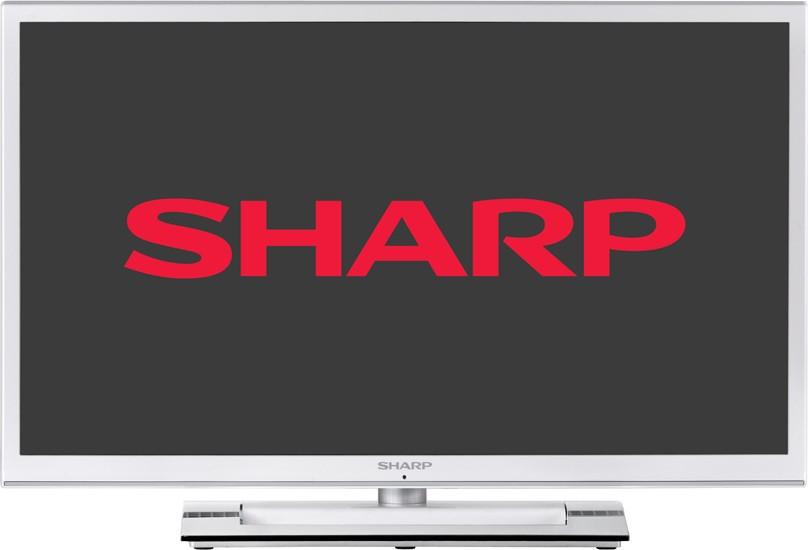 "Sharp LC-32LE350V-WH 32"""