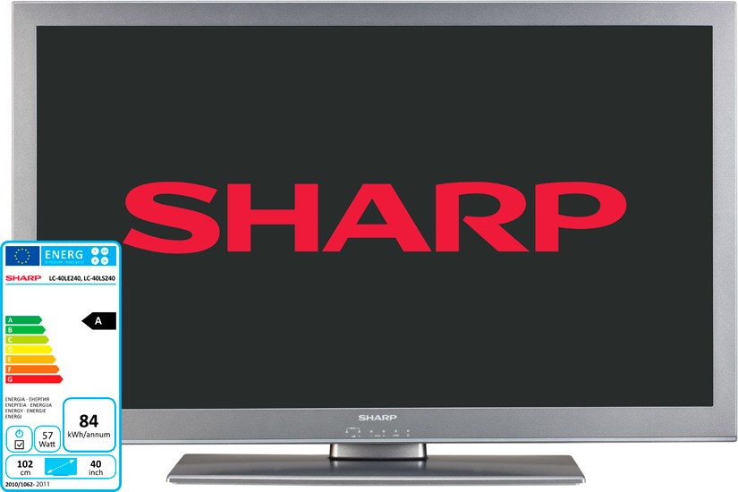 Sharp LC40LS240EV