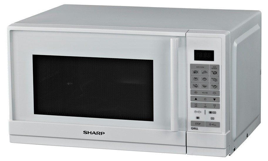 Sharp R640W