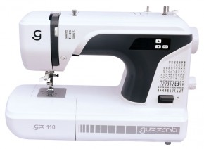 Šicí stroj Guzzanti GZ 118