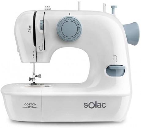 Šicí stroj Šicí stroj Solac Cotton 12.0 SW8220