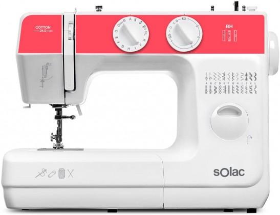 Šicí stroj Šicí stroj Solac Cotton 24.0 SW8240 POUŽITÉ, NEOPOTŘEBENÉ ZBOŽÍ