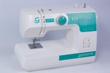 Šicí stroje ZLEVNĚNO Guzzanti GZ 110 ROZBALENO POUŽITÉ, NEOPOTŘEBENÉ ZBOŽÍ