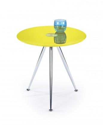 Siena - Konferenční stolek (žlutá)