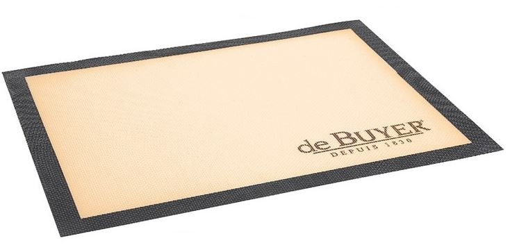 Silikonová podložka na pečení de Buyer 493840, 40x30 cm,prodyšná