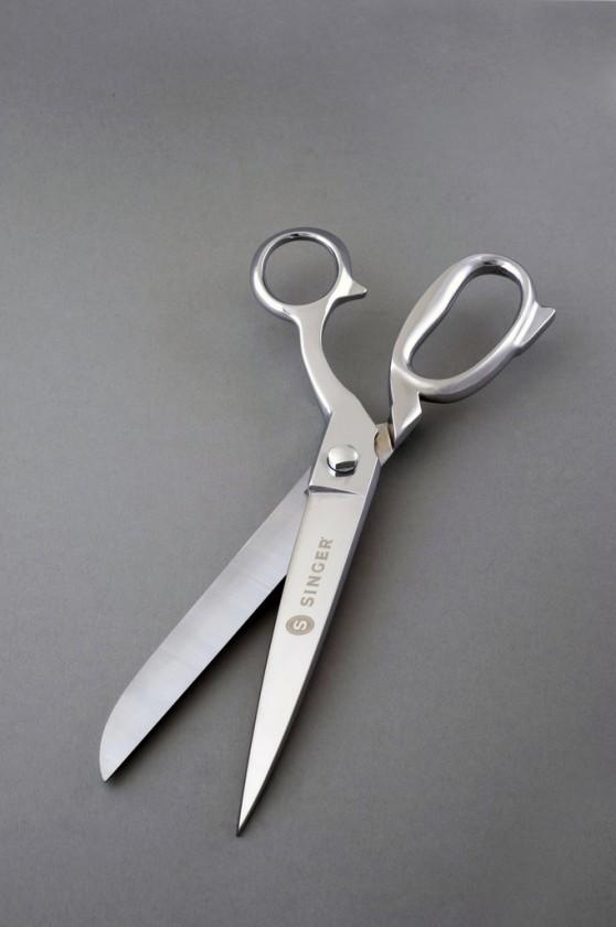 SINGER C810X Kované krejčovské nůžky ROZBALENO