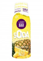 Sirup Limo Bar, Ananas, 500ml