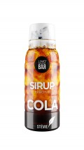 Sirup Limo Bar, Cola, stévie, 500ml