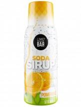 Sirup Limo Bar, Pomernač, stévie, 500ml