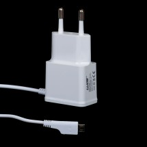 Síťová nab Micro USB 1A bílá